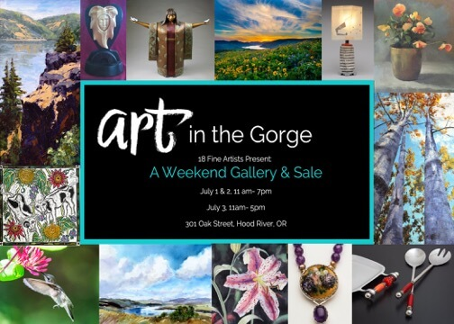 Art in the Gorge