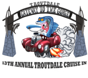 13th Annual Troutdale Cruise In