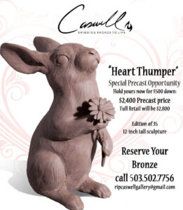 Caswell Gallery, Heart Thumper (1)
